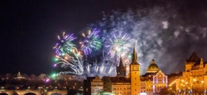 Capodanno 2022 a Praga